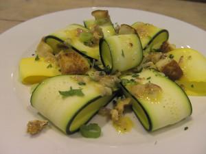 Zucchinissalat