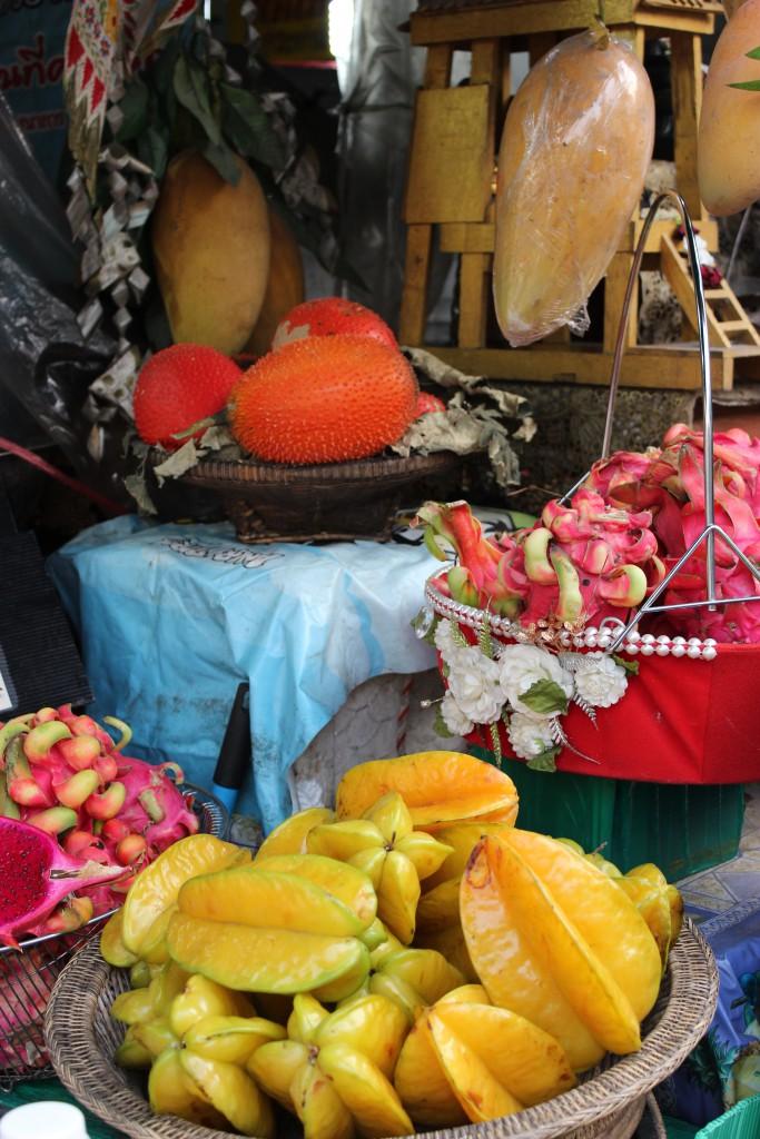 Früchte Thailand