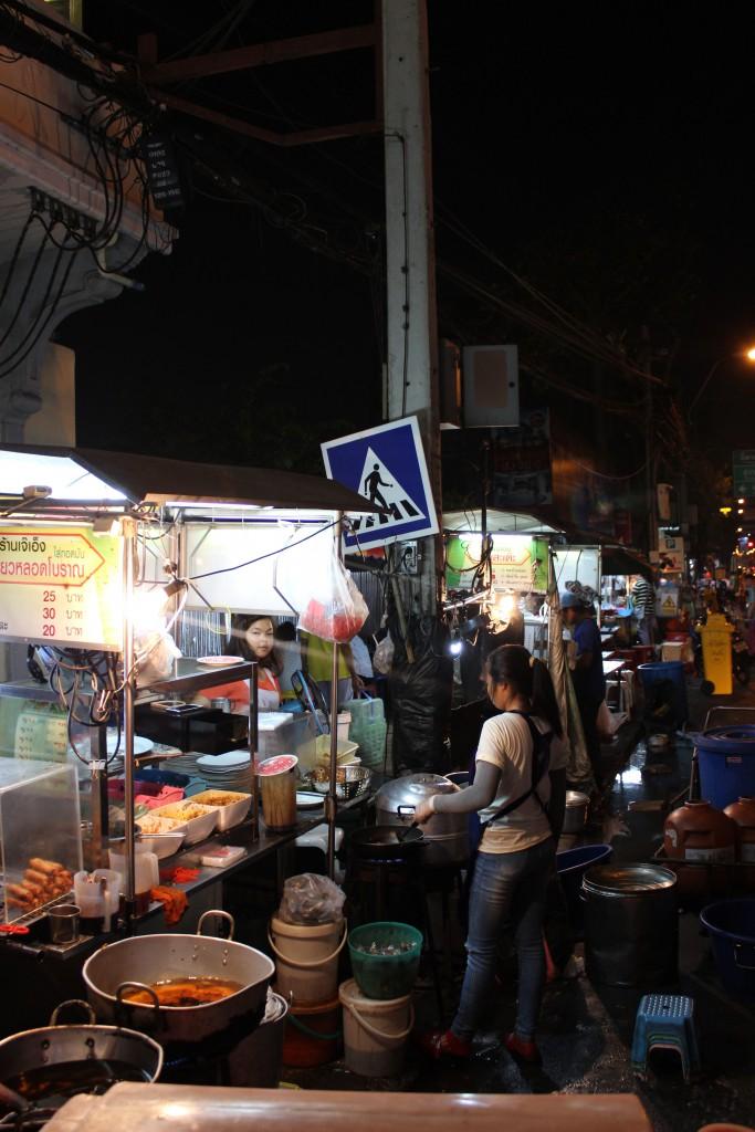 Garküchen Thailand
