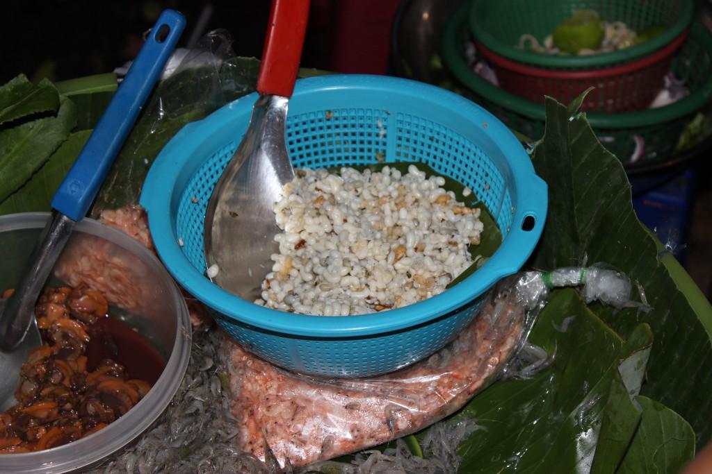 Ameiseneier als Suppeneinlage