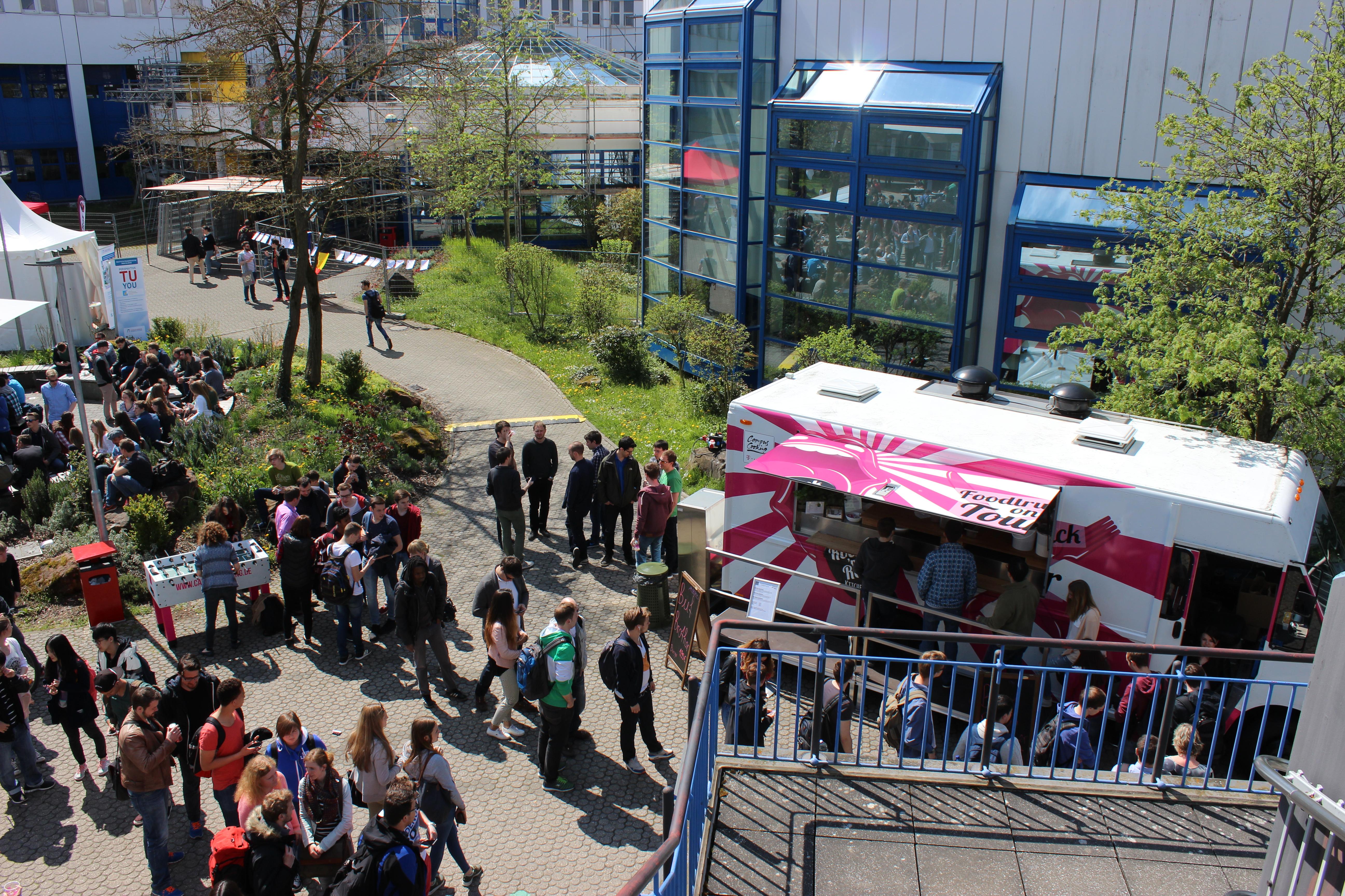 Foodtruck in Kaiserslautern