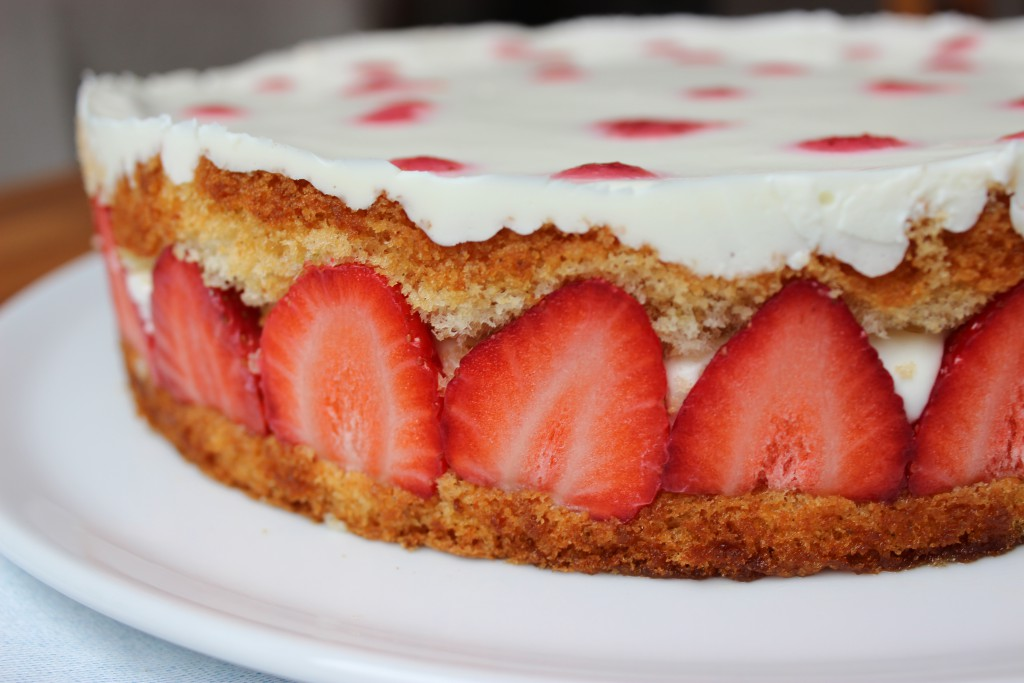 Erdbeere küsst virgin hugo