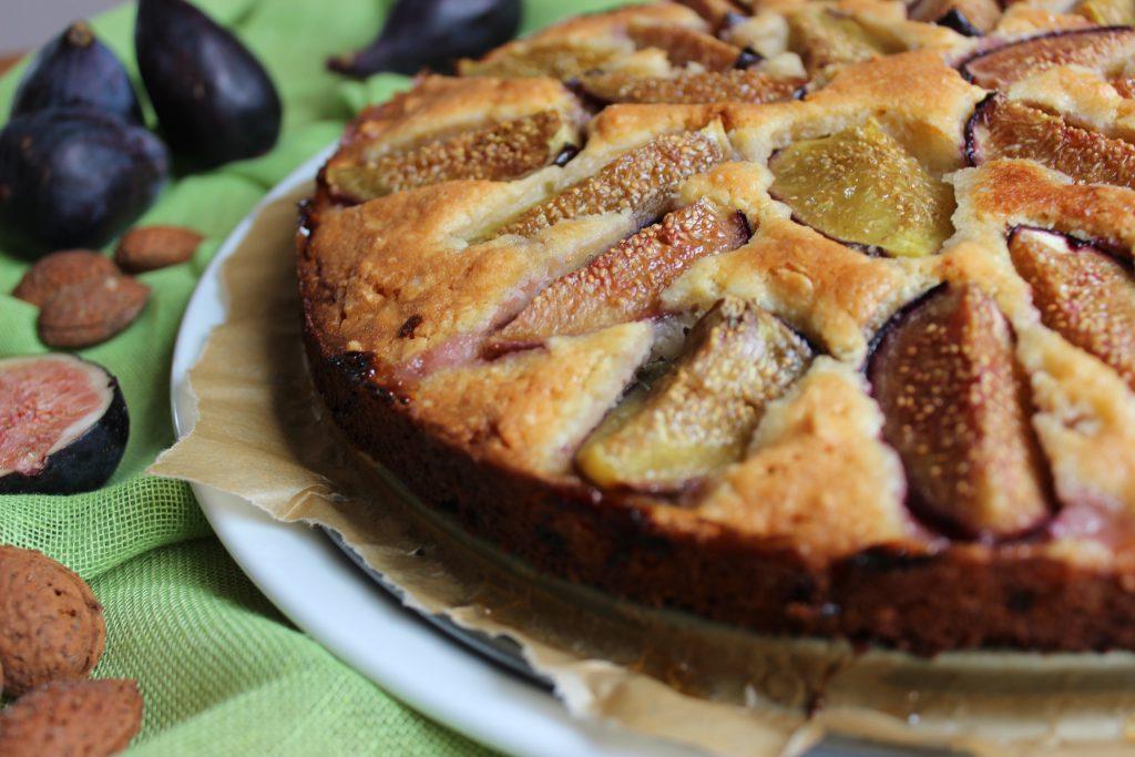 Portugiesischer Feigen-Mandelkuchen