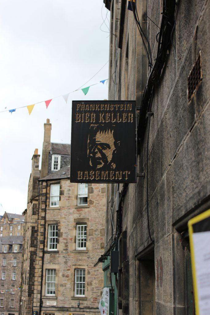 Reisebericht Edinburgh - Stadt