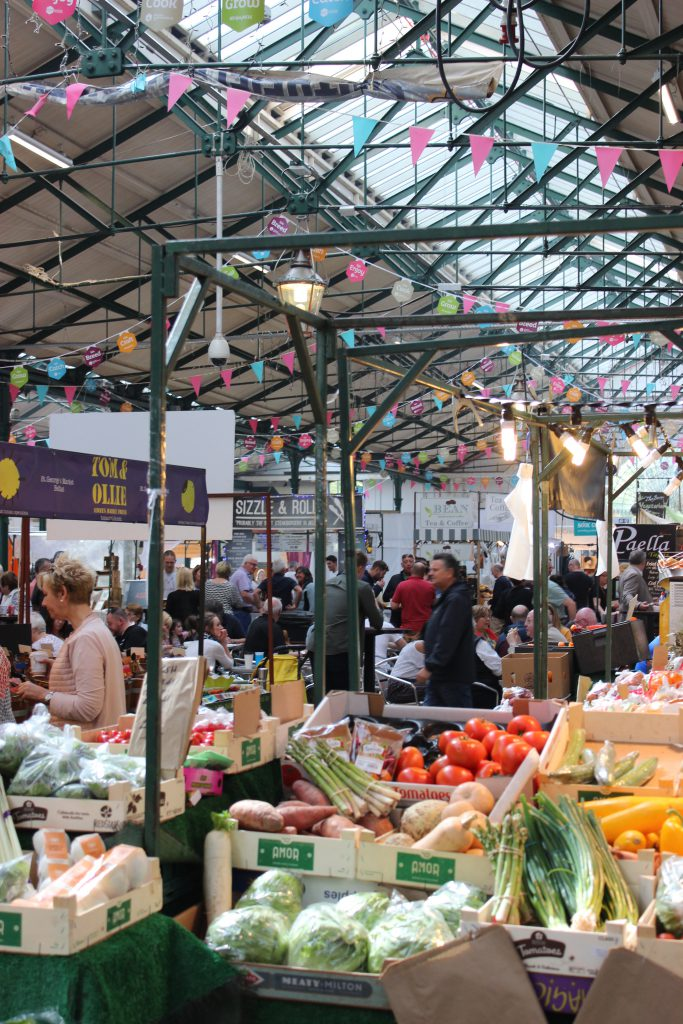 Belfast-Markt