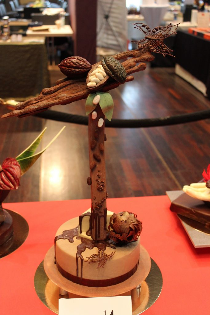 Petit salon du chocolat