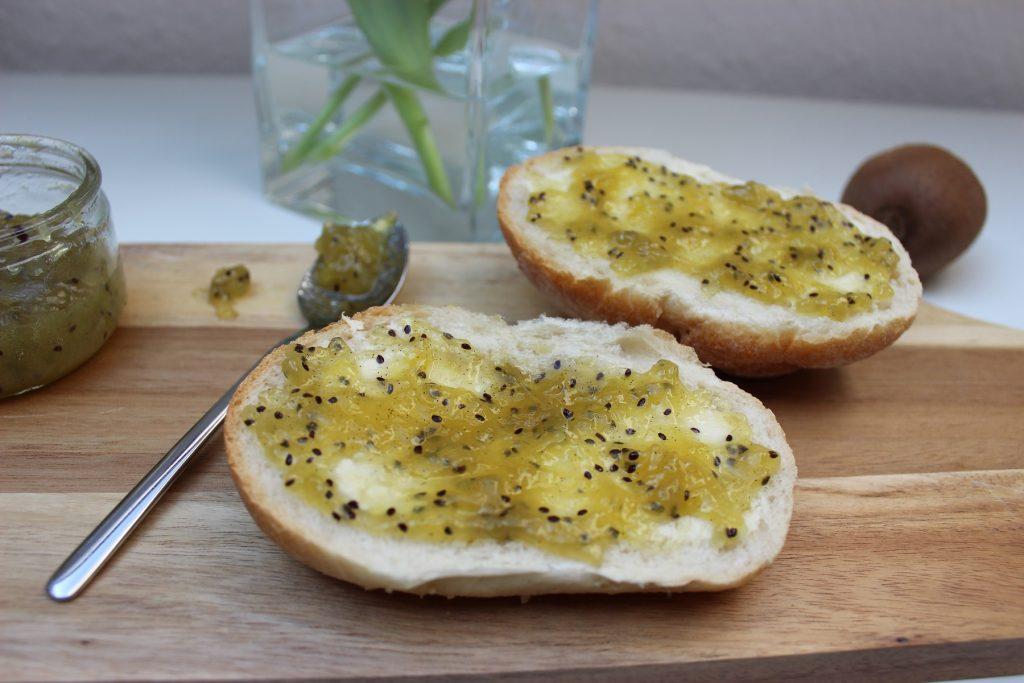 Kiwi-Vanille-Marmelade