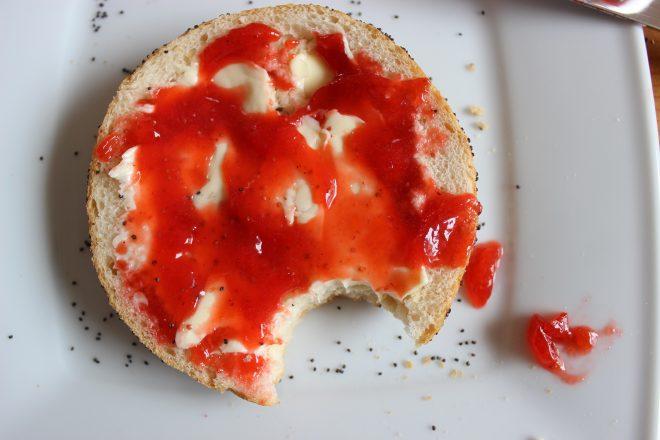 Erdbeer-Gin-Marmelade