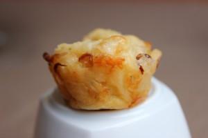 Zwiebel-Bergkäse-Muffins