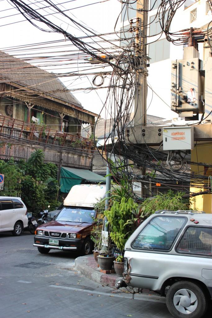 Thailand Stromversorgung