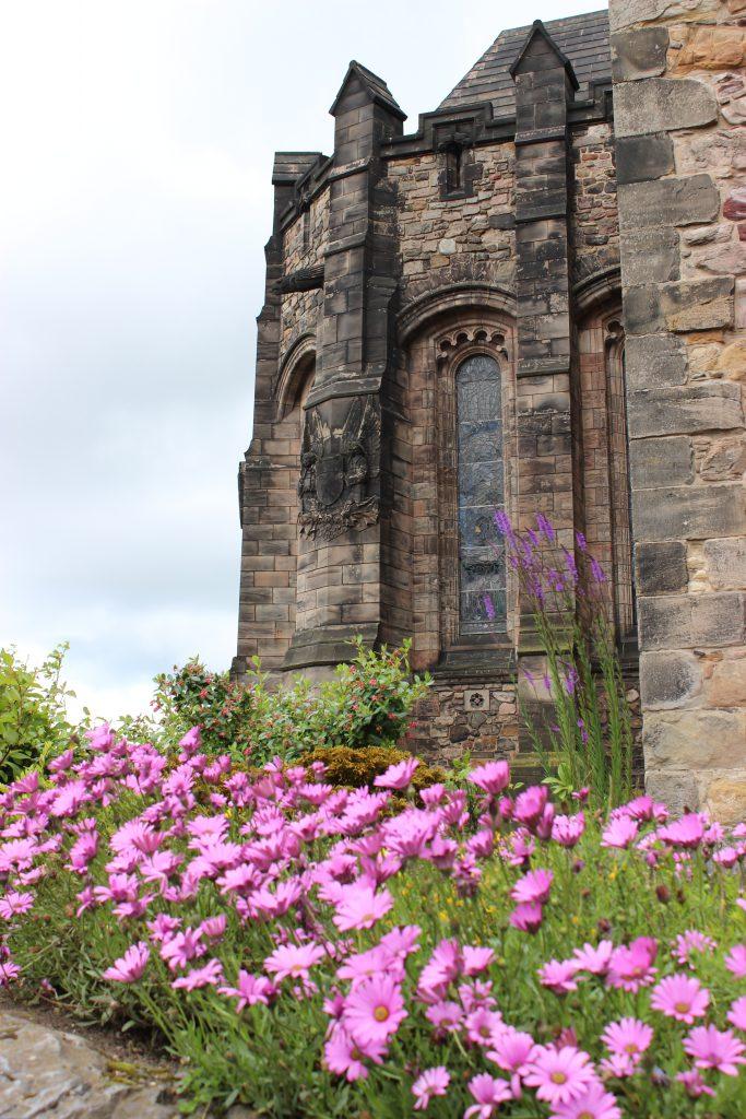 Reisebericht Edinburgh - Castle