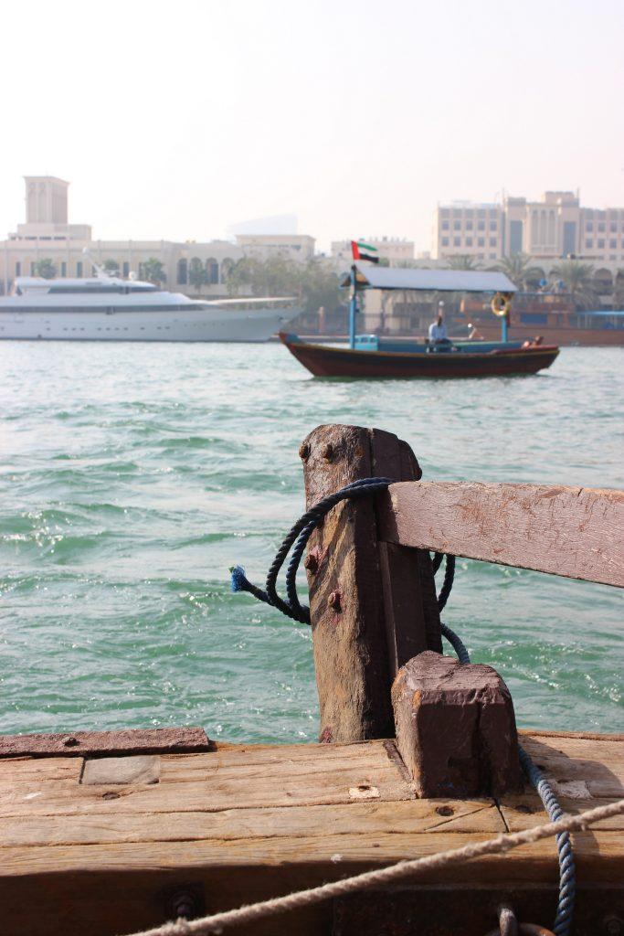Dubai - Abra auf dem Dubai Creek
