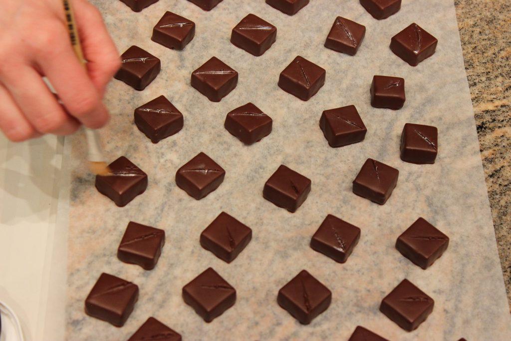 Petit salon du chocolat - Praline