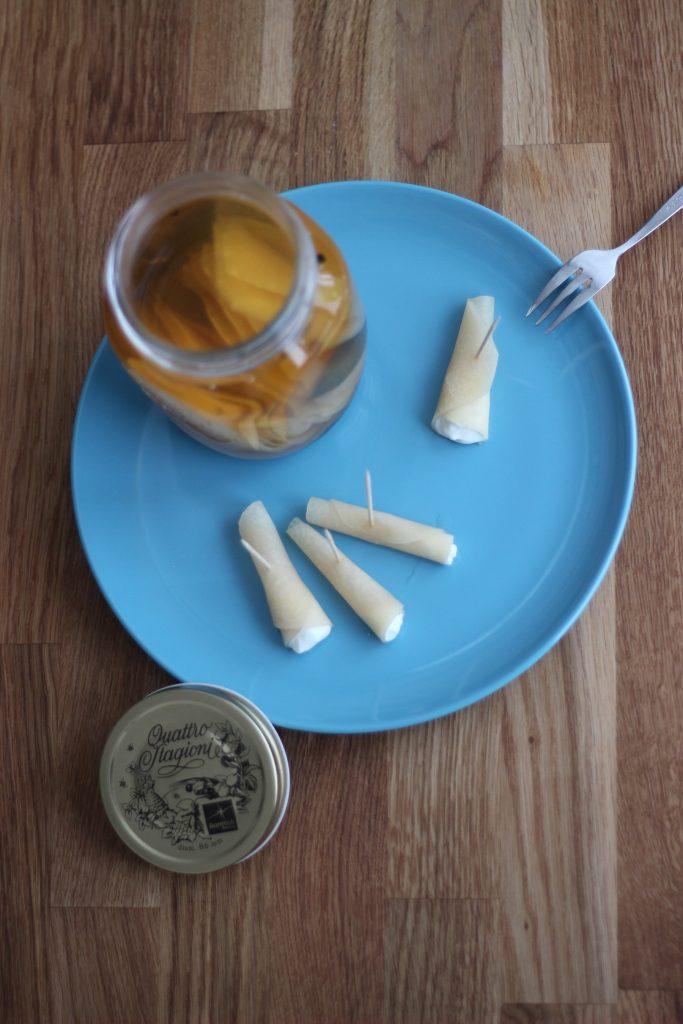Kohlrabi-Pickle