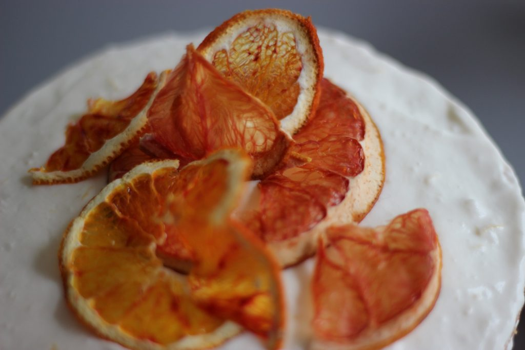 Grapefruittorte