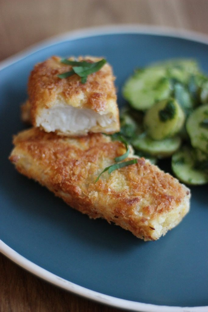 Kartoffelsalat mit Bärlauch