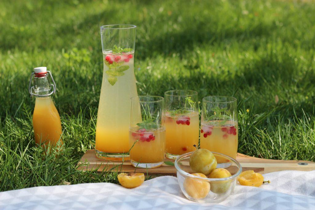 Ringlo-Limonade