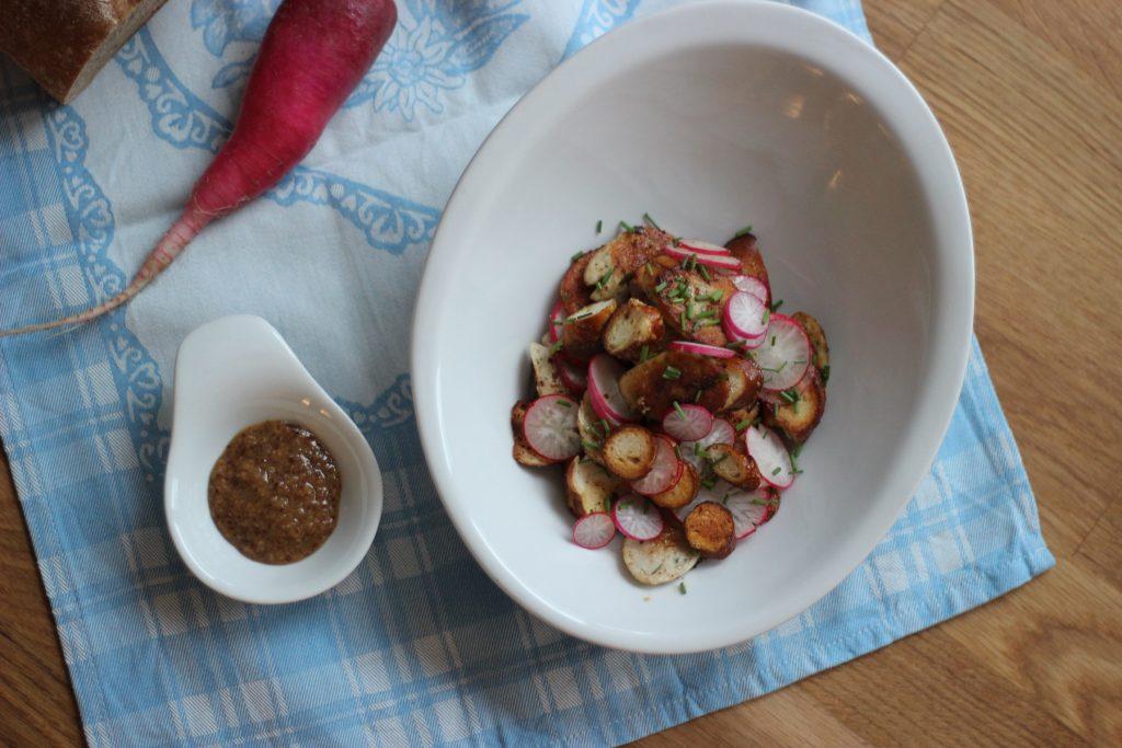 Brezen-Salat