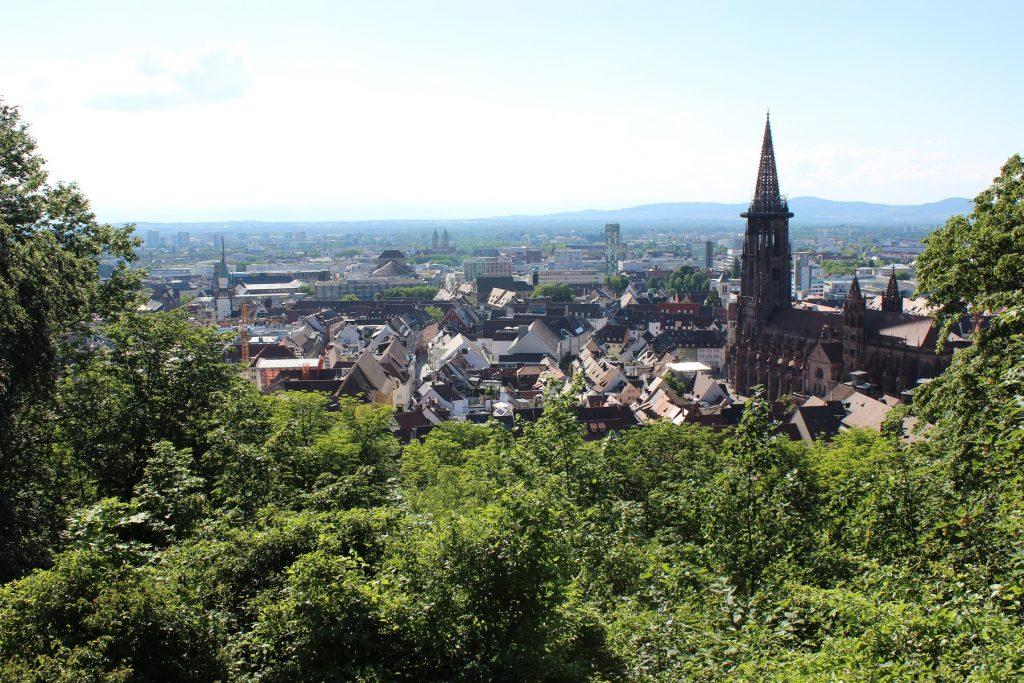 Evchen auf Deutschlandreise