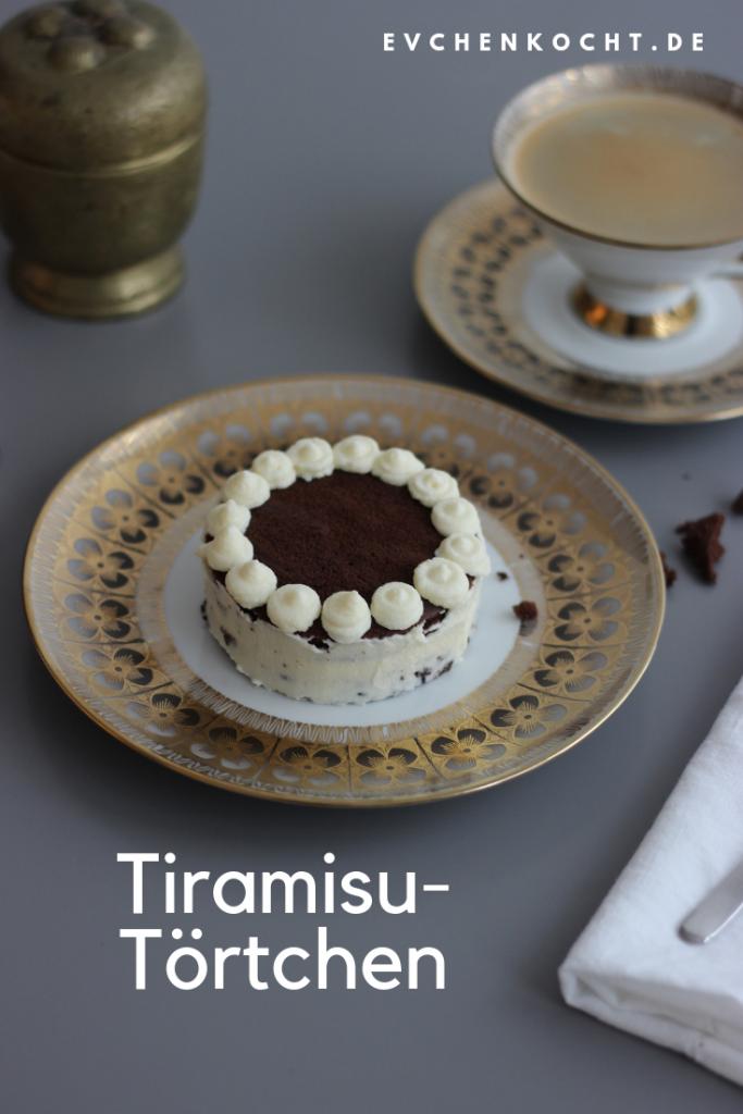 Tiramisu-Törtchen