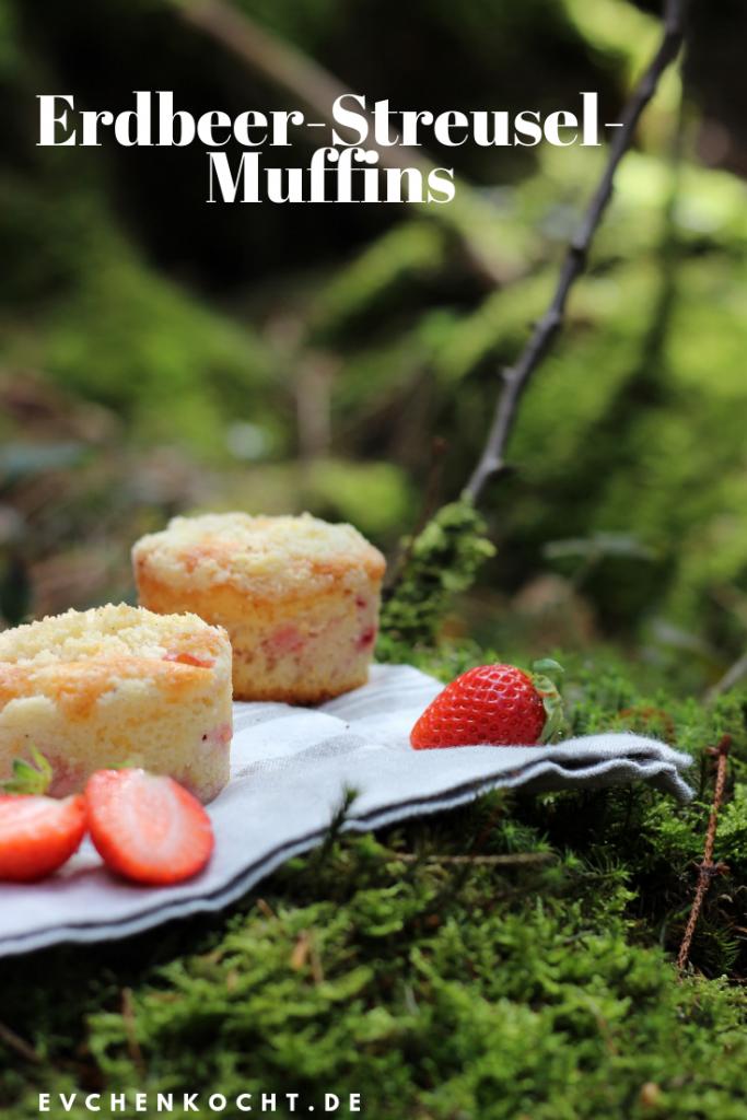 Erdbeer-Streusel-Muffins