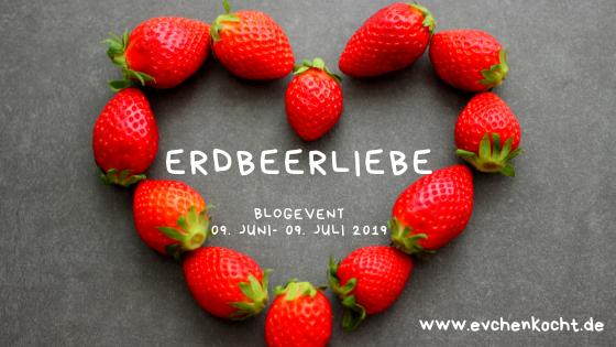 Erdbeerliebe - Blogevent