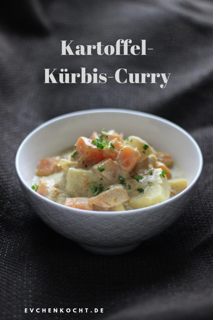 Kartoffel-Kürbis-Curry