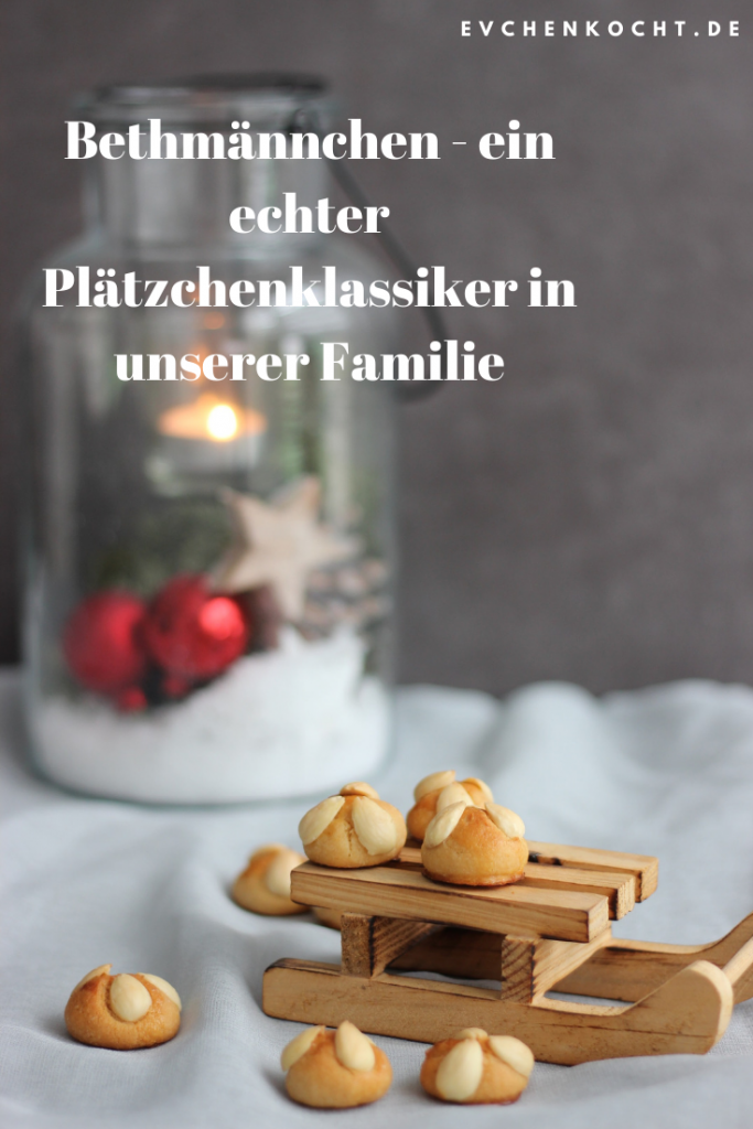 Bethmännchen - gelingsicheres Rezept für Plätzchen-Klassiker