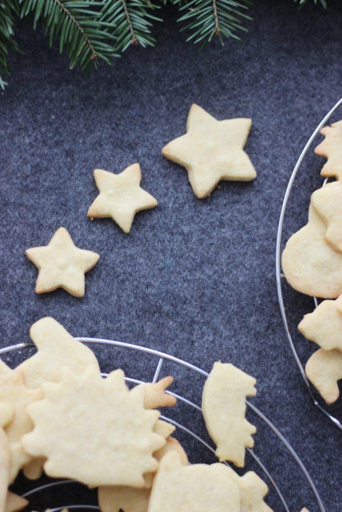 Das Grundrezept für Kekse zum Ausstechen - Familienrezept Buttermürbeteig