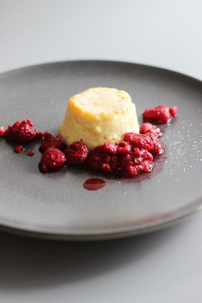 Süßer Ricotta - ein süßes Dessert mit nur drei Zutaten